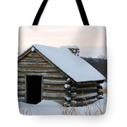 Valley Forge Winter 2 Tote Bag