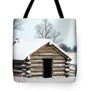 Valley Forge Winter 3 Tote Bag