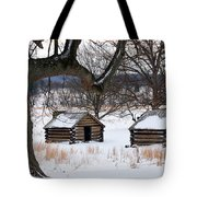 Valley Forge Winter 6 Tote Bag
