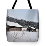 Valley Forge Winter 7 Tote Bag