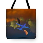 Valley Frenzy Tote Bag