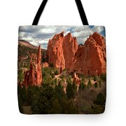 Valley In The Sun Tote Bag