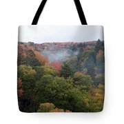 Valley Of Color Tote Bag
