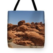 Valley Of Fire 1 Tote Bag