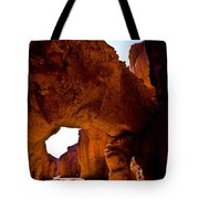 Valley Of Fire Arch Tote Bag