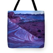 Valley Of Fire - Fire Wave 2 - Nevada Tote Bag