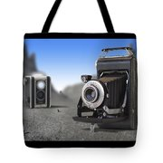 Valley Of The Fallen II Tote Bag