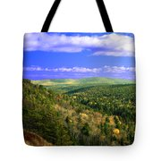 Valley Of Trees Tote Bag