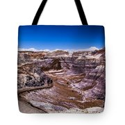 Valley Path Tote Bag