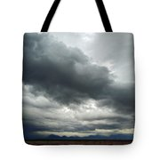 Valley Storm Tote Bag
