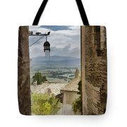 Valley View - Assisi Tote Bag