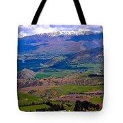 Valley Views Tote Bag