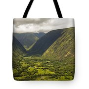Vally View Tote Bag