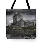 Vampire Castle Tote Bag
