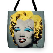 Vampire Marilyn Tote Bag
