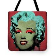Vampire Marilyn Variant 1 Tote Bag