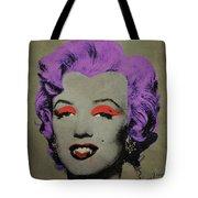 Vampire Marilyn Variant 3 Tote Bag