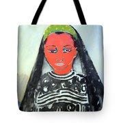 Van Dongen's Saida Tote Bag