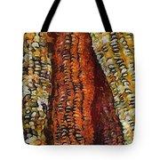 Van Gogh Corn Tote Bag