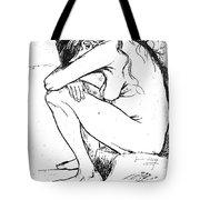 Sorrow, 1882 Tote Bag