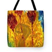 Van Gogh's Garden Of Eden Tote Bag