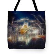 Van Halen-ou812-d32a-fractal Tote Bag