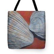 Van Hyning's Cockle Shells Tote Bag