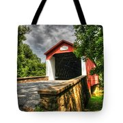 Van Sant Bridge Tote Bag