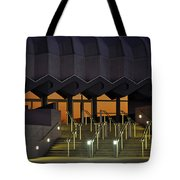Van Wezel Performimg Arts Hall Stage Door Sarasota Fl Usa Tote Bag