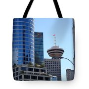 Vancouver Architecture 2 Tote Bag