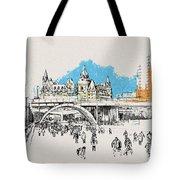 Vancouver Art 003 Tote Bag