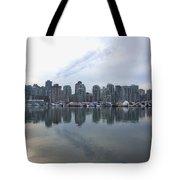 Vancouver Cityscape  Tote Bag