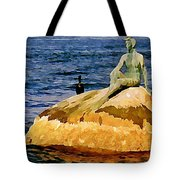 Vancouver Harbour Near Stanley Park Tote Bag