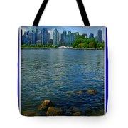 Vancouver IIi Tote Bag
