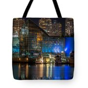 Vancouver Plaza Of Nations - By Sabine Edrissi Tote Bag