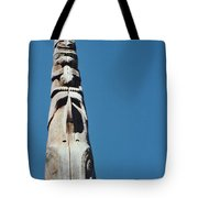 Vancouver Totem By Jrr Tote Bag