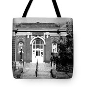 Vancouver's First Library Turned Museum Tote Bag