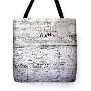 Vandalized Tote Bag