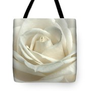 Vanilla Frosting Tote Bag