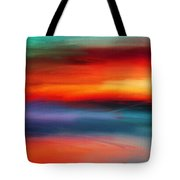 Vanity Of Its Rays Tote Bag