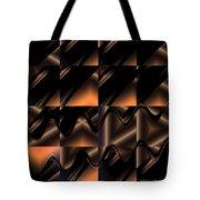 Variations In Brown Tote Bag