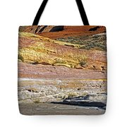 Variety Of Land Tote Bag