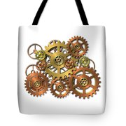 Various Gears Tote Bag