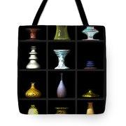 Vases... Tote Bag