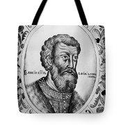 Vasily II (1415-1462) Tote Bag
