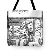 Vasily IIi Ivanovich (1479-1533) Tote Bag