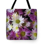 Vegas Butterfly Garden Flowers Colorful Romantic Interior Decorations Tote Bag