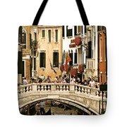Vegas Or Venice Tote Bag
