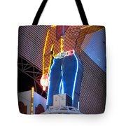 Vegas Vic Tote Bag