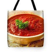 Vegetable Soup Tote Bag